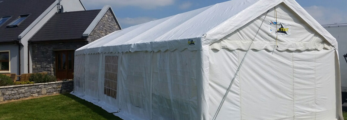 marquee hire slide