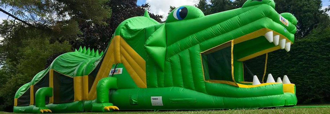 obstacle courses hire
